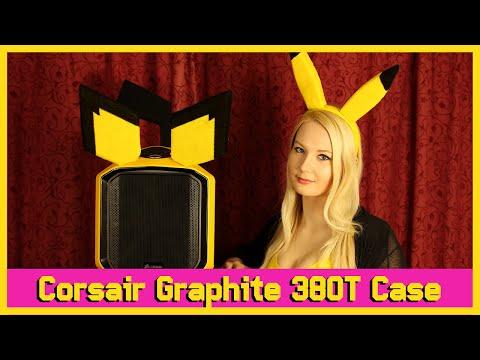 A Wild Corsair Graphite 380T Mini-ITX Case Review Appeared!