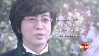 Congratulations Bae Yong Joon  & Park Soo Jin!
