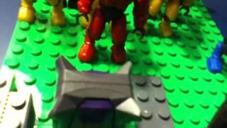 My Halo mega bloks Covenant Army