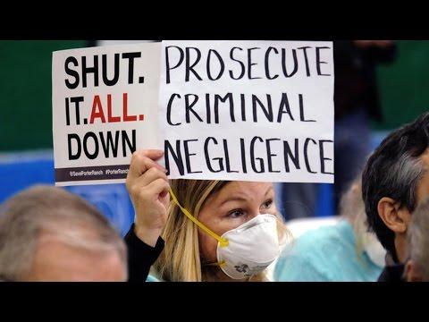 LA Files Criminal Charges Over Massive Gas Leak