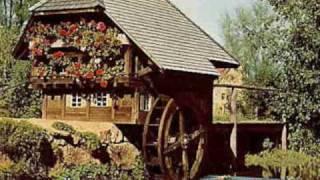 Die Mühle im Schwarzwald/Richard Eilenberg