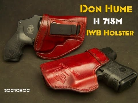 Don Hume H715 IWB Holster