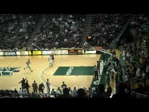 3 Pointer at End of Regulation Forces OT Marshall vs UCF