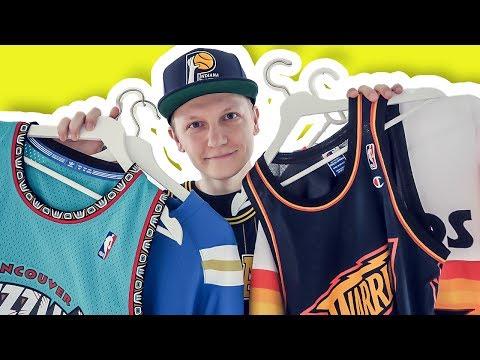 Meine Trikotsammlung | NFL, NBA, MLB, ... | Tomy Hawk TV