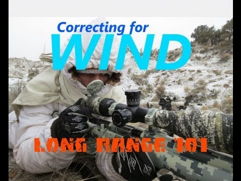 SNIPER 101 Part 31 - Wind Corrections (1/2) - Rex Reviews