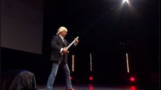 Doing the Impossible, Swallowing the Sword, Cutting Through Fear: Dan Meyer | TEDxMaastricht