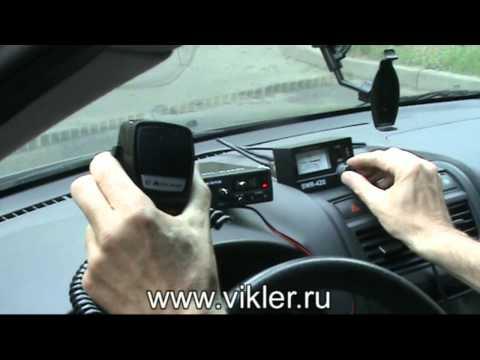 Настройка антенны автомобильной радиостанции (рации)