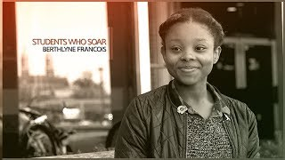 Students Who Soar: Berthlyne Francois