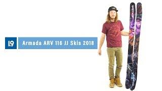 Armada ARV 116 JJ Skis 2018