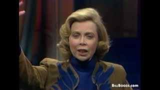 Dr. Joyce Brothers Interview with Bill Boggs