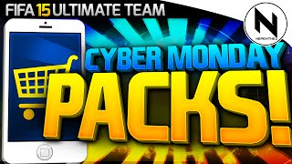 6 IN FORMS!! - CYBER MONDAY FIFA 15 Ultimate Team