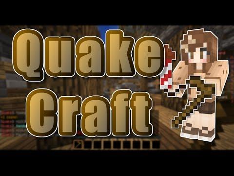 【Minecraft】スピード勝負のPvP!QuakeCraft【ゆっくり実況プレイ】