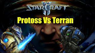 Protoss Vs Terran Analisis! SkrOsCraft#12