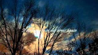 If Ever You re In My Arms Again by Peabo Bryson w lyrics ejg