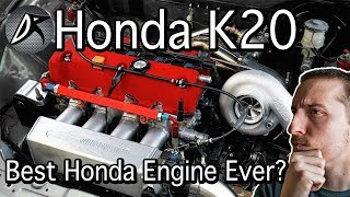 Honda K20: Everything You Need to Know | Specs and more