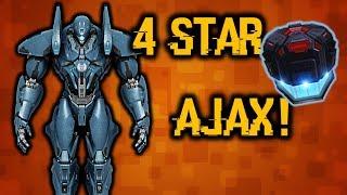 4 Star Ajax & Opening Factory Vouchers!!! | Pacific Rim Breach Wars