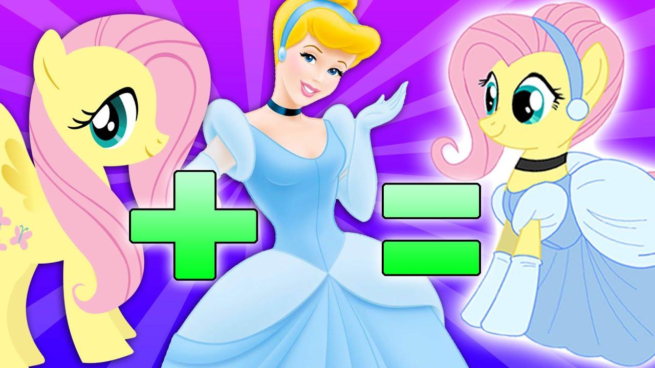 my Little Pony Princess de Disney Disney Princess my Little