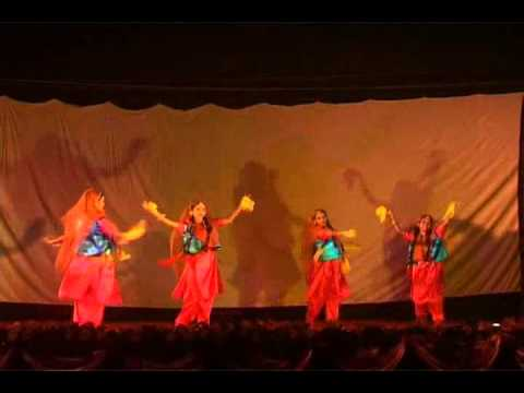 Rang de Basanti Dance Performance2010