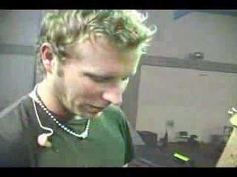 DIERKS BENTLEY - Backstage on the Throttle Wide Open Tour!