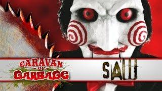 Saw (PS3) - Caravan Of Garbage