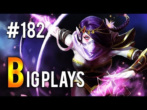 Dota 2 - Big Plays Moments - Ep. 182