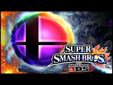 Super Smash Bros. for 3DS - ALL Final Smashes!