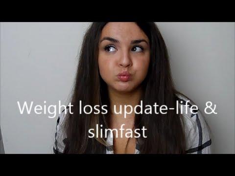Weight Loss Update- Life & slimfast!
