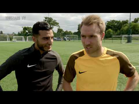TOUZANI & CHRISTIAN ERIKSEN 💯 ( Tottenham Hotspur FC )