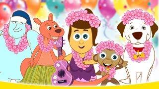 Funny Baby Birthday Surprise Part 2 Adventures Of Annie and Ben Mango New Episode For Kids Children