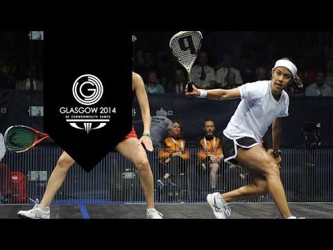 Squash -  Day 5 Highlights Part 5 | Glasgow 2014