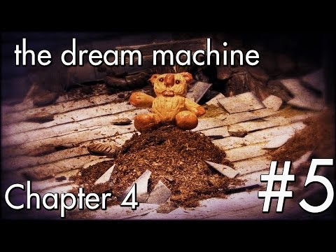 The Dream Machine - Part 25: Ghost Mother Watching Son Have Sex (chapter 4 Episode 5) video