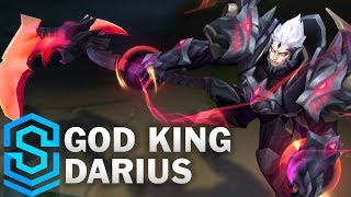 God-King Darius Skin Spotlight - Pre-Release - League of Legends