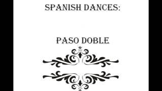 SPANISH GYPSY DANCE - PASO DOBLE (1960)