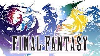 Final Fantasy logos CASUALLY explained