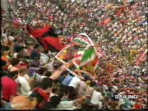 33° Giornata del Campionato 1992-1993 Goals : 82' D.Albertini (MILAN) 84' L.Brunetti (BRESCIA)