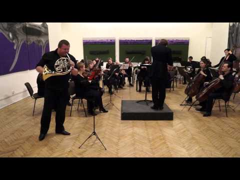 Моцарт Вольфганг Амадей - Концерт для валторны с оркестром №2 ми-бемоль мажор