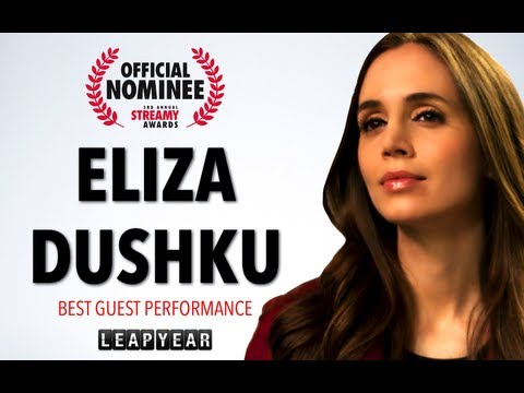 Eliza Dushku is a Streamy Nominee for Leap Year!