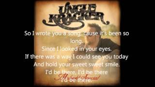 Watch Uncle Kracker Id Be There video