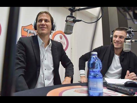 Rudi Garcia @ Roma Radio (02/02/2014)