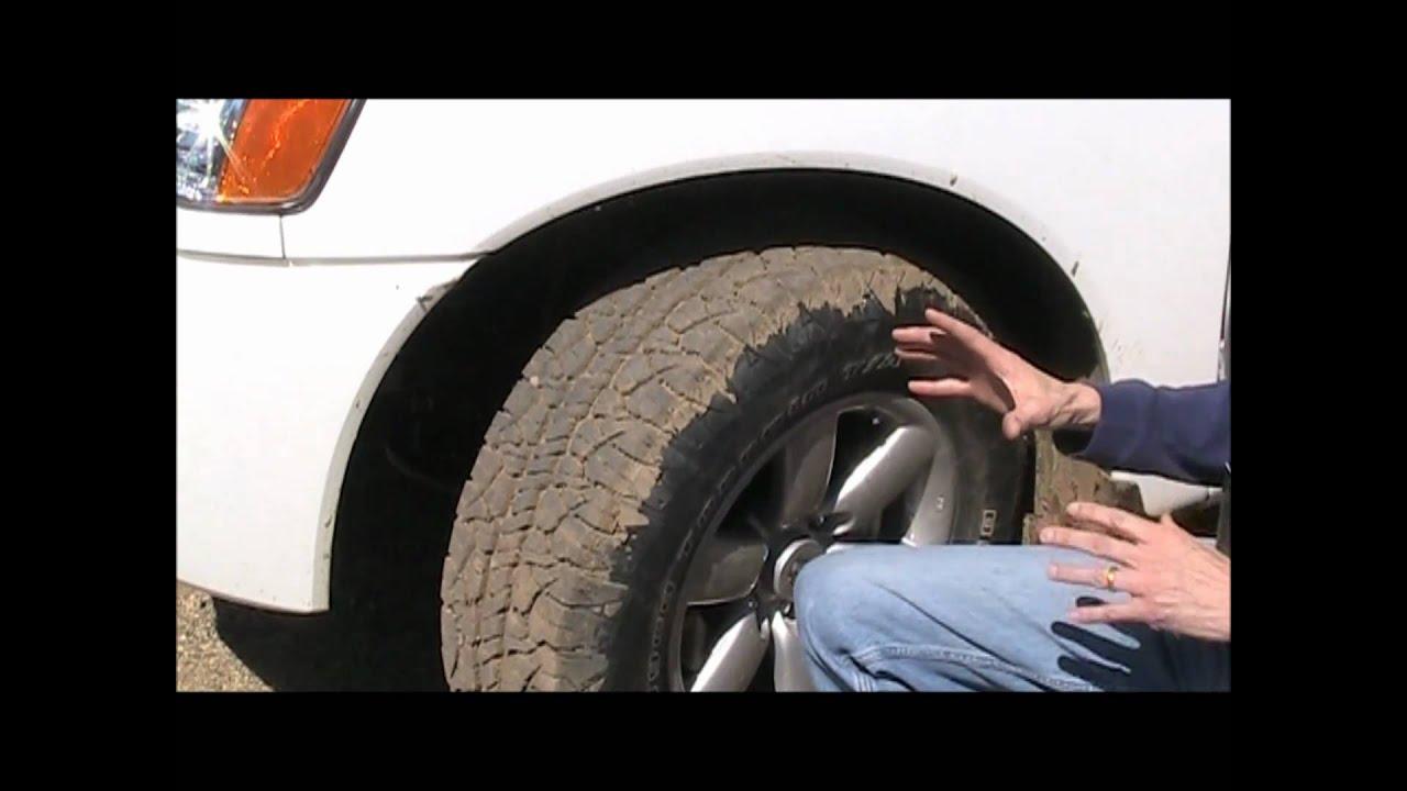 Bfgoodrich Rugged Terrain T A Tire Youtube