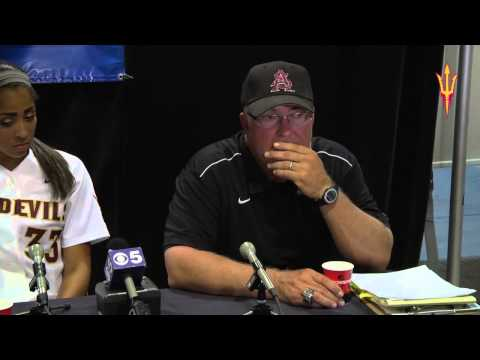 POSTGAME: Softball Super Regional ASU 5, Kentucky 4