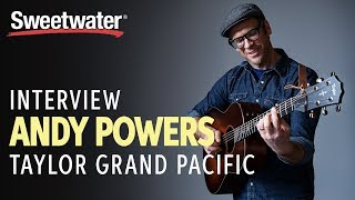 Grand Pacific: A Conversation with Andy Powers