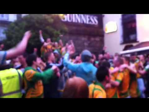 Donegal Tuesday 2012 video