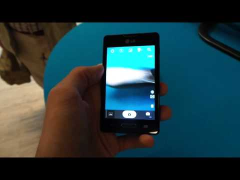 LG Optimus L4 II Smartphone Hands On