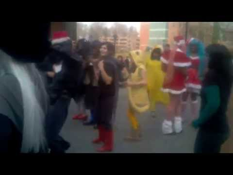 Towson University TigerCon 2012 Gangnam Style