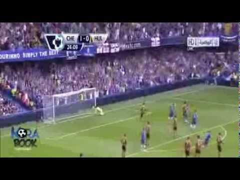 Chelsea 2-0 Hull City | All Goals & Highlights | 18.08.2013