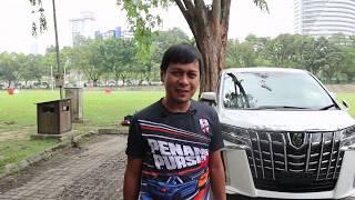 Toyota Alphard 2.5 RECOND, Part 3   CARDOCK EvoMalaysia.com
