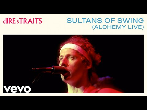 Dire Straits – Sultans Of Swing (Alchemy Live)
