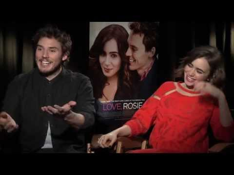 Love Rosie's Lily Collins Wants to Be a Master Baker