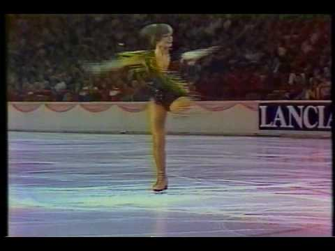 Dorothy Hamill (USA) - 1985 World Challenge of Champions, Ladies Event Video